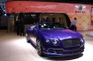 Bentley Continental Azure Purple