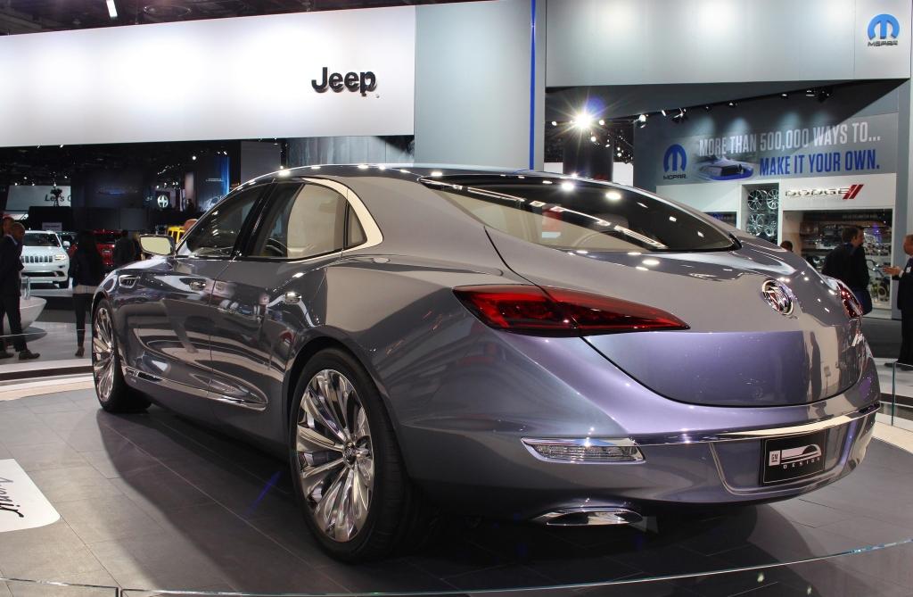 Buick Avenir 2