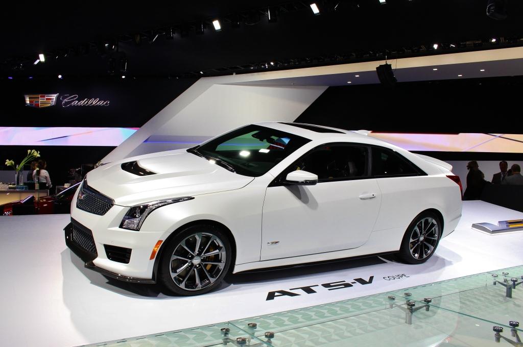 Cadillac ATS-V 1