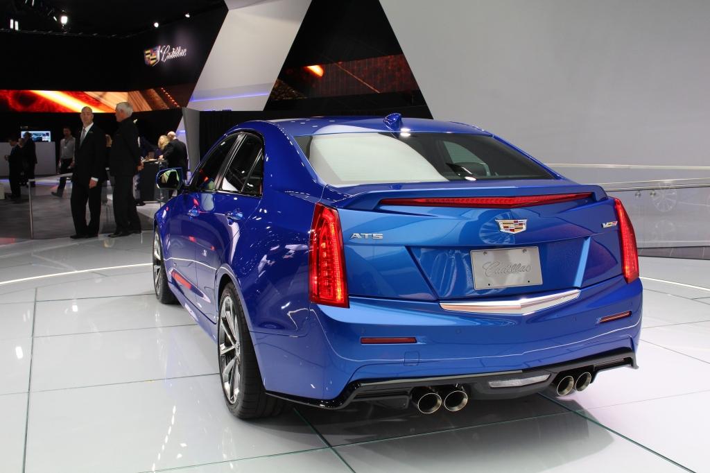 Cadillac ATS-V 2
