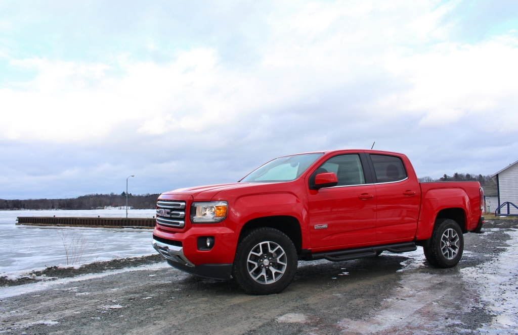 GMC Canyon 3
