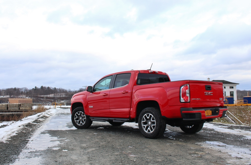 GMC Canyon 7