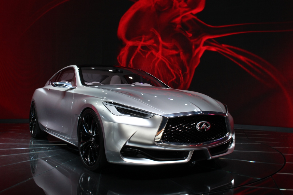 Infinit Q60 Coupe 1