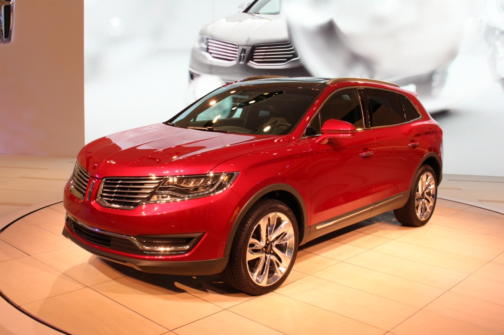 Lincoln MKX 1