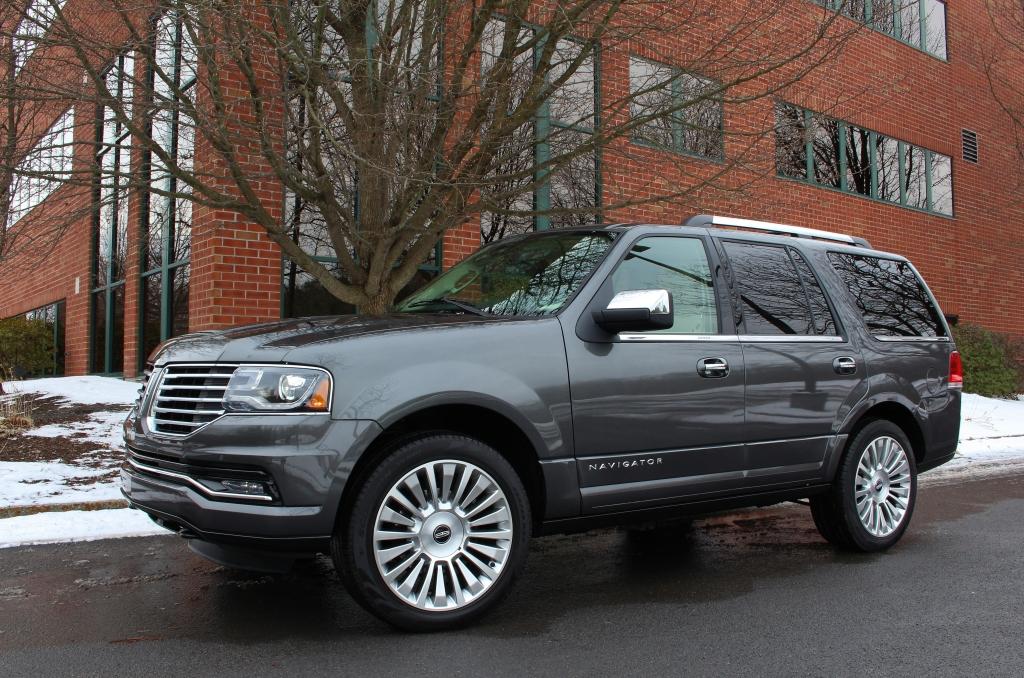 Lincoln Navigator 3