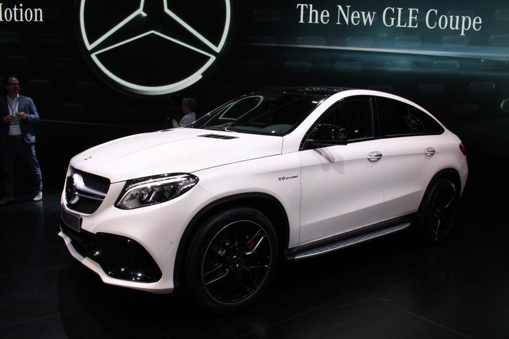 Mercedes GLE63 AMG 1