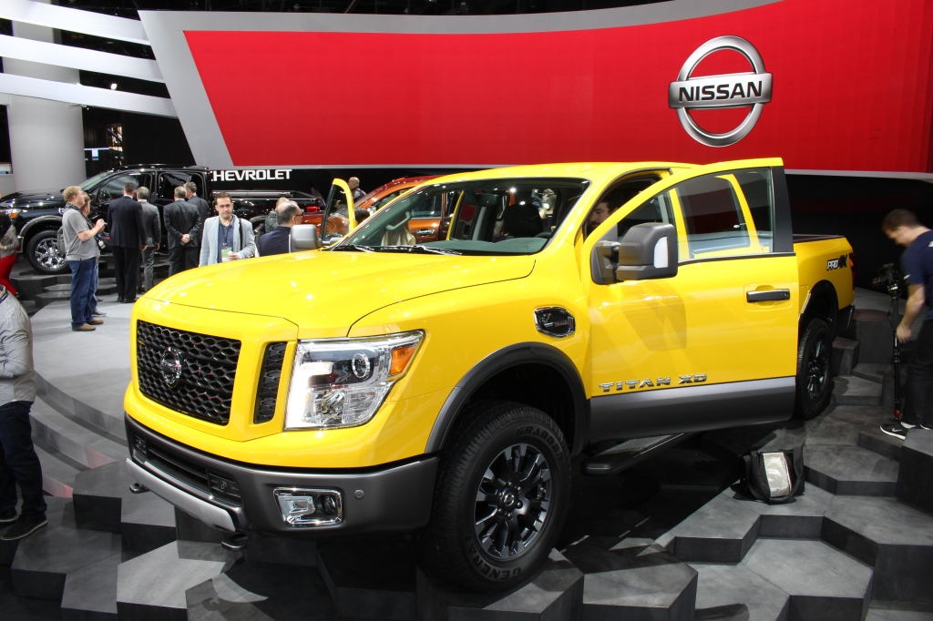 Nissan Titan XD 1
