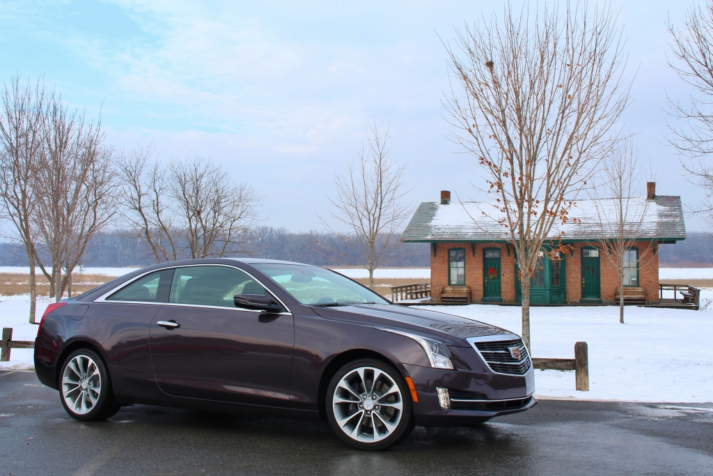 Cadillac ATS Coupe 1