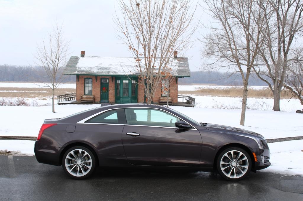 Cadillac ATS Coupe 5