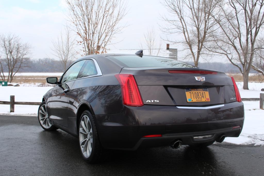 Cadillac ATS Coupe 7