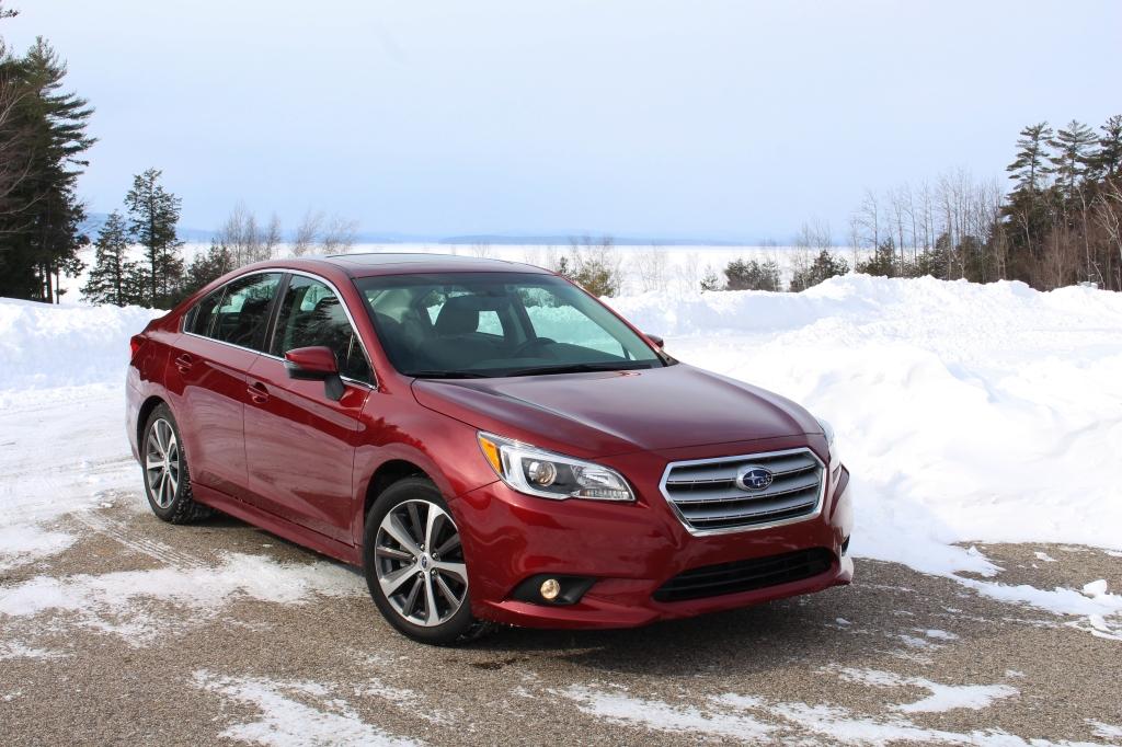 Subaru Legacy 2.5i 3
