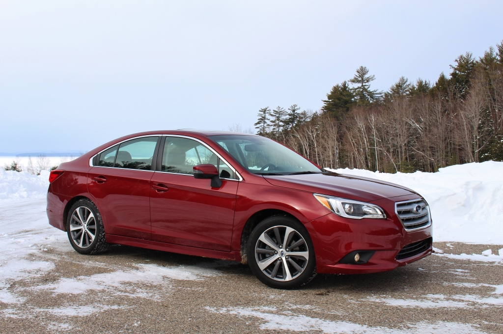 Subaru Legacy 2.5i 6