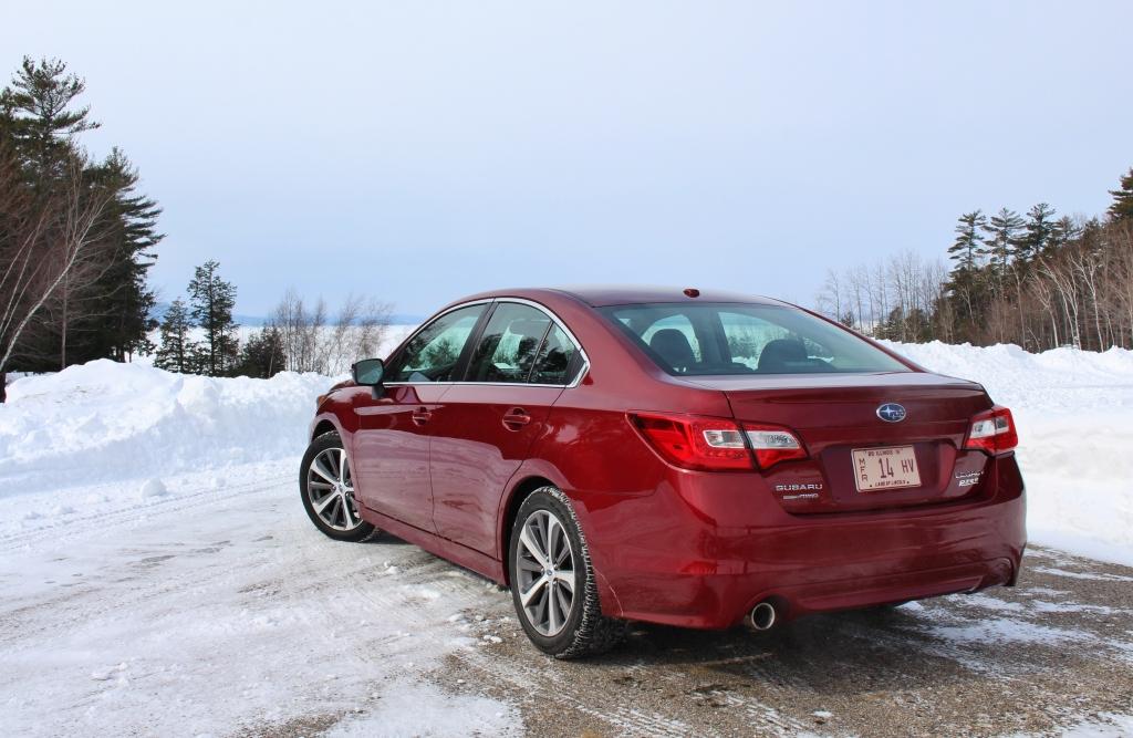 Subaru Legacy 2.5i 8