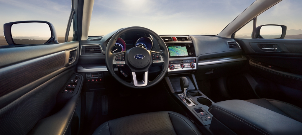 Subaru Legacy Interior 1