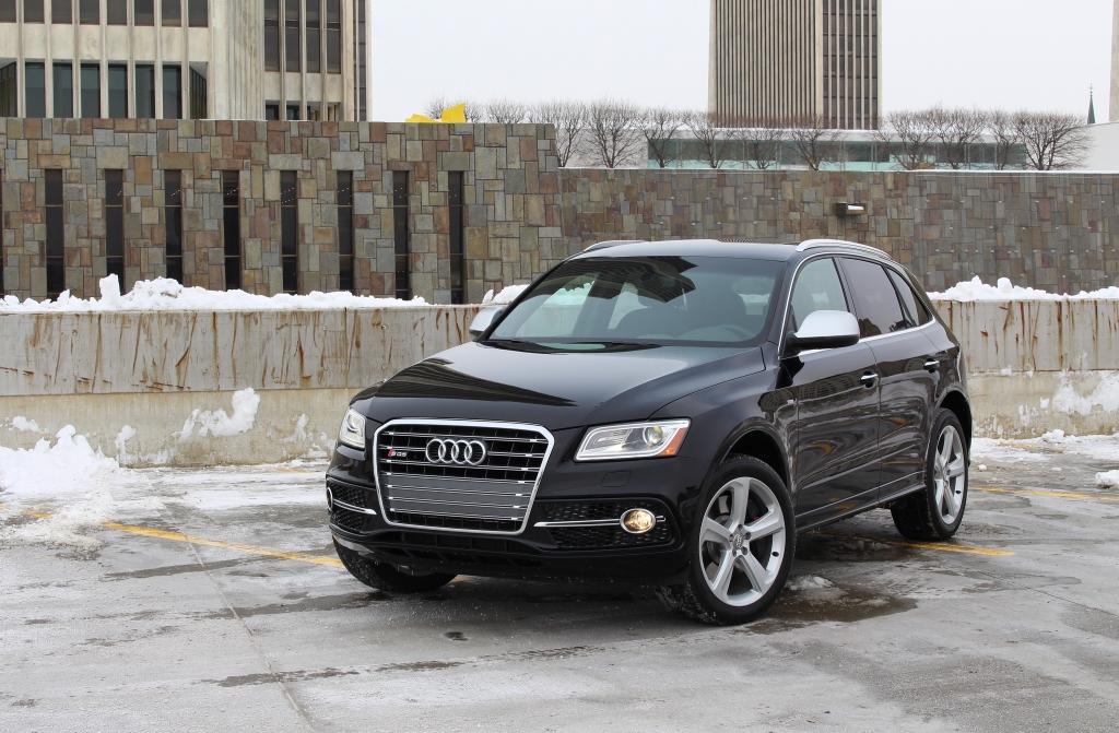 Audi SQ5 1