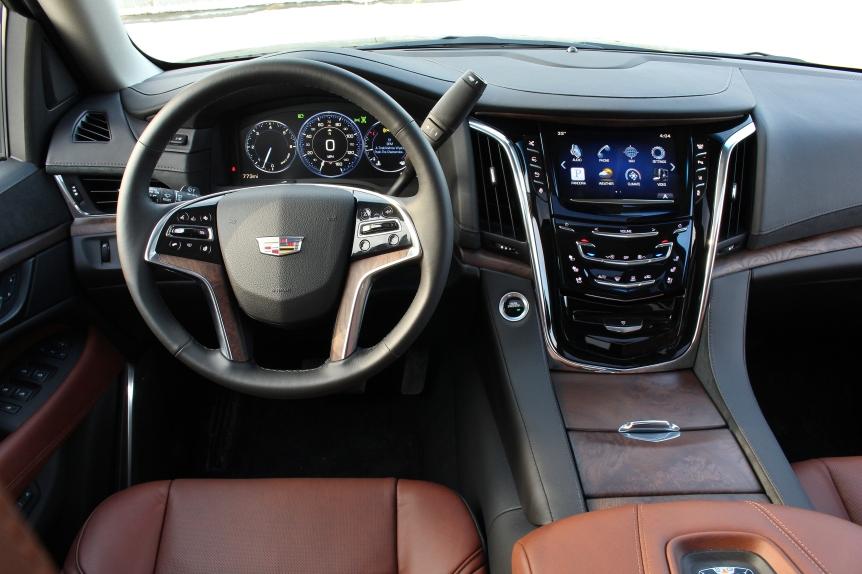 Cadillac Escalade 13