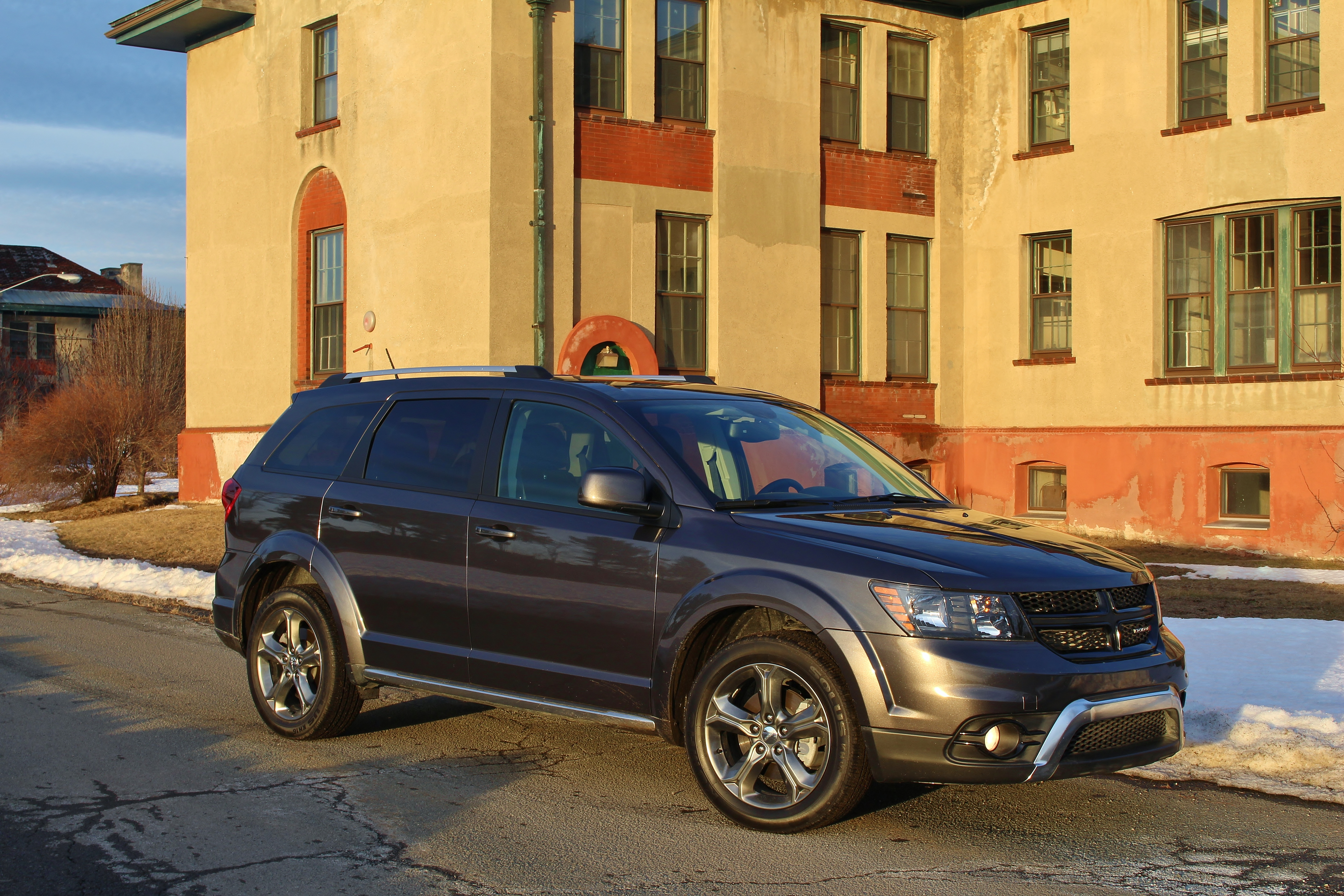 little crossroad dodge in journey owned utility front inventory used rock pre wheel sport drive
