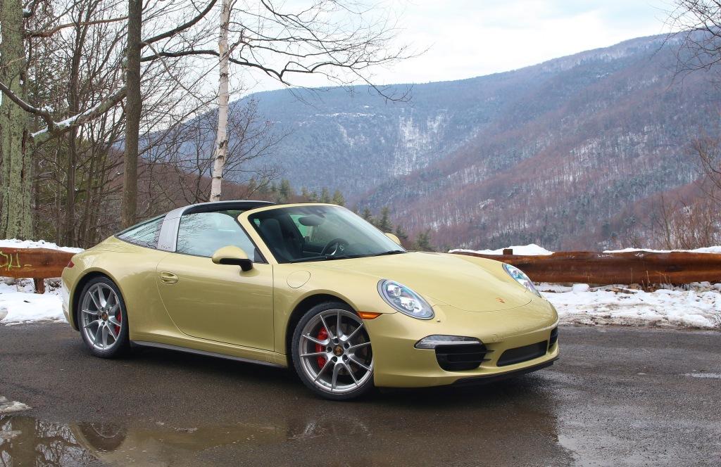 Porsche 911 Targa 4S 1