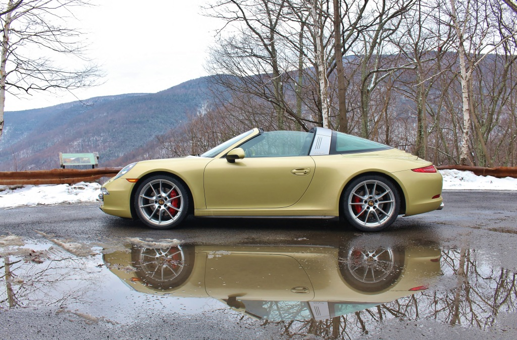 Porsche 911 Targa 4S 12