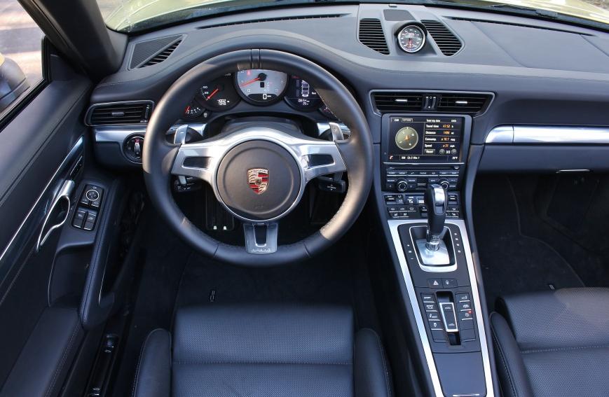 Porsche 911 Targa 4S 13