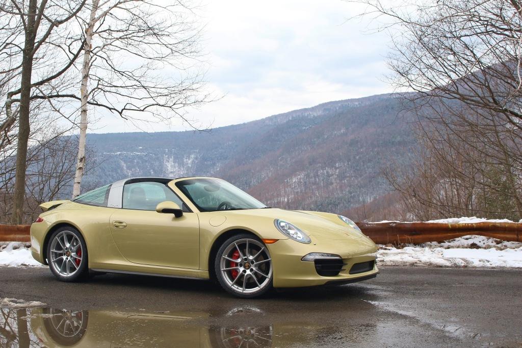 Porsche 911 Targa 4S 2
