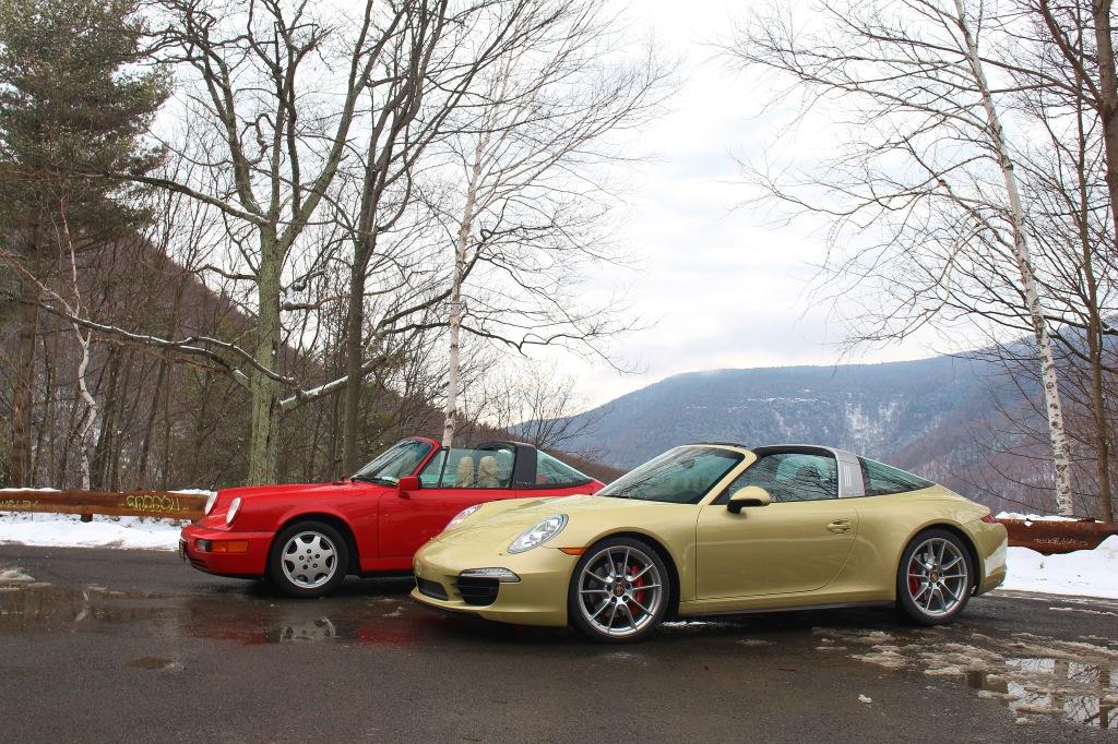 Porsche 911 Targa 4S 23