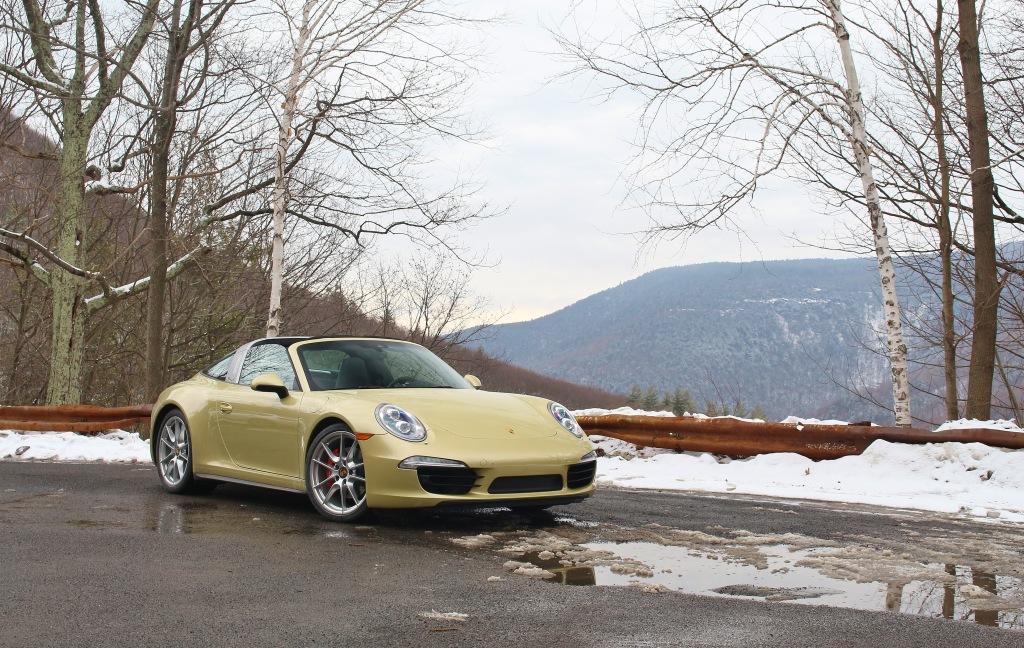 Porsche 911 Targa 4S 3