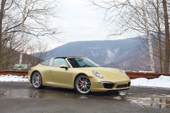 Porsche 911 Targa 4S 4