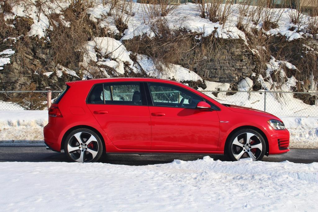 VW GTI 3