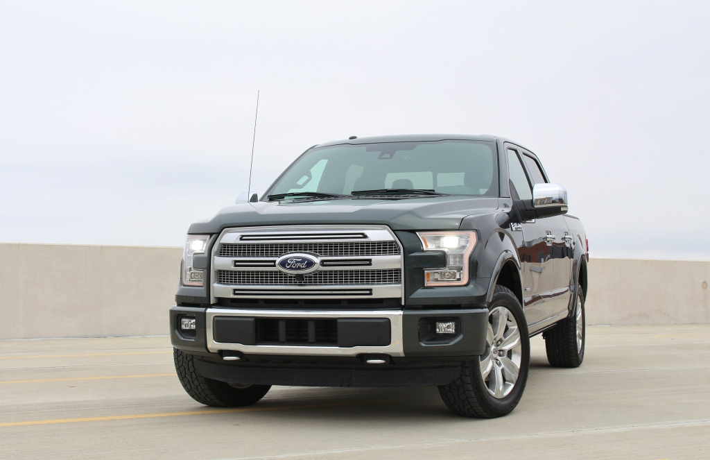 2015 Ford F150 Platinum 3