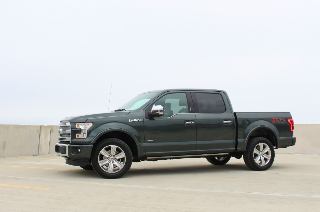 2015 Ford F150 Platinum 5