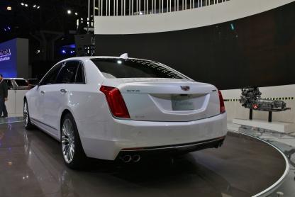 Cadillac CT6 3