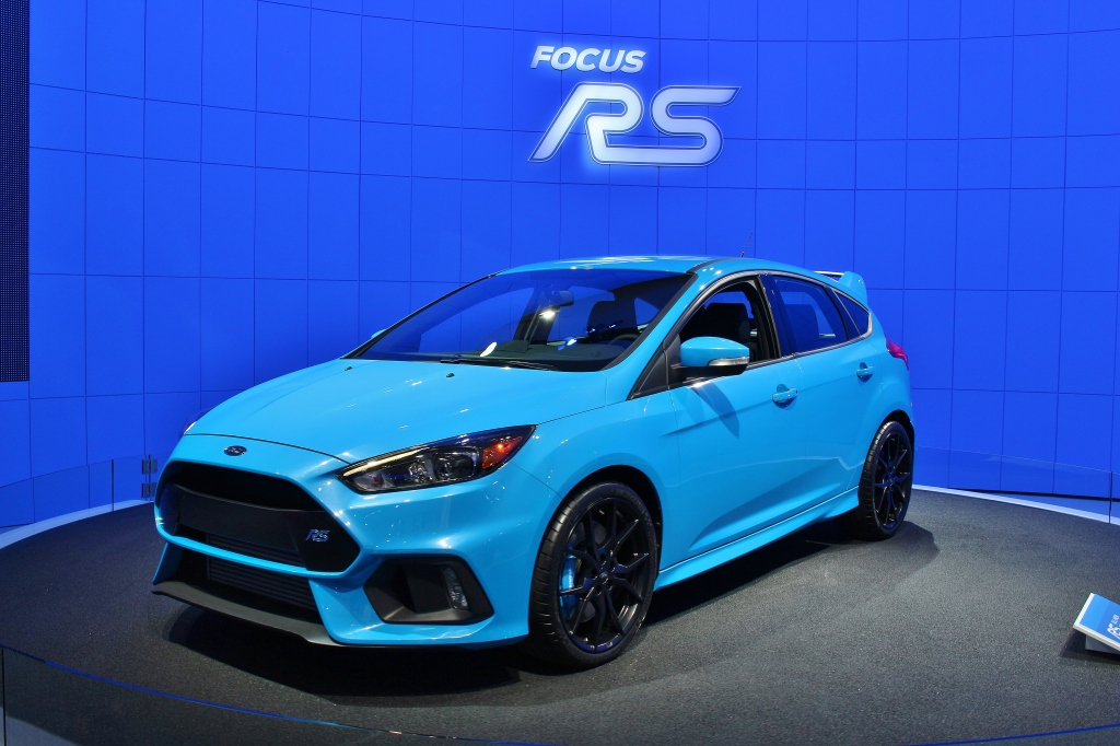 Ford Focus RS 1
