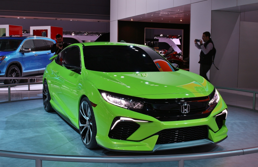 Honda Civic Concept 1