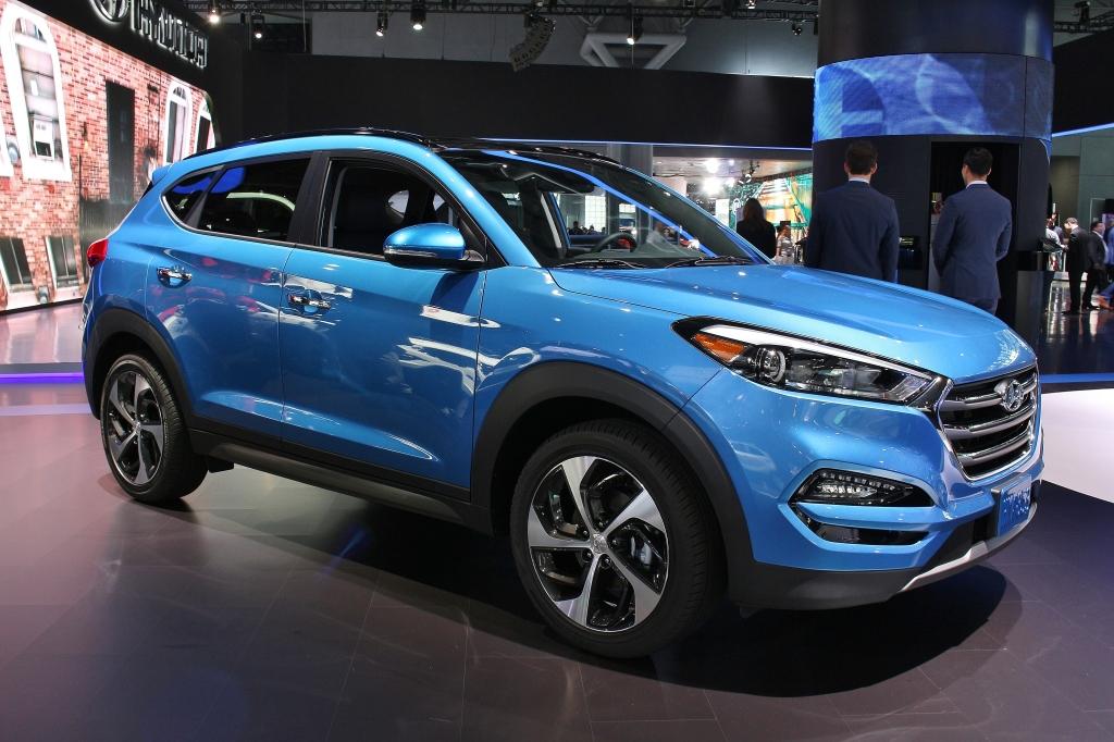 Hyundai Tuscon 1