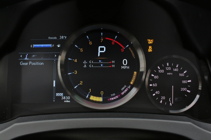 Lexus RCF 18