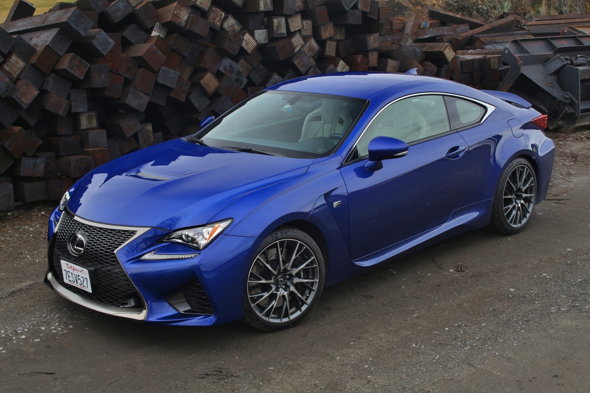 comfort zone 2015 lexus rc f limited slip blog. Black Bedroom Furniture Sets. Home Design Ideas