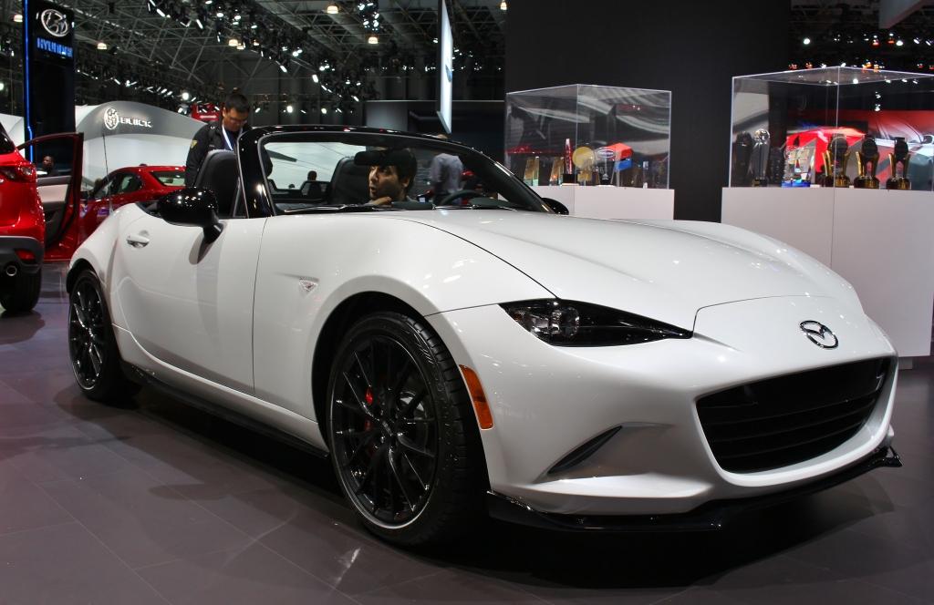 Mazda Miata Club 1