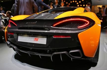 McLaren 570S 4