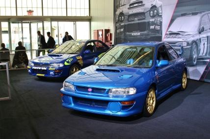 Subaru STI 1