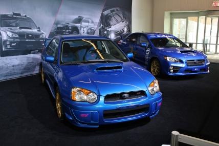 Subaru STI 2