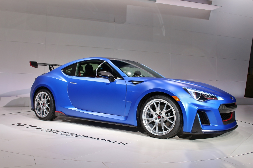 Subaru STI Concept 2