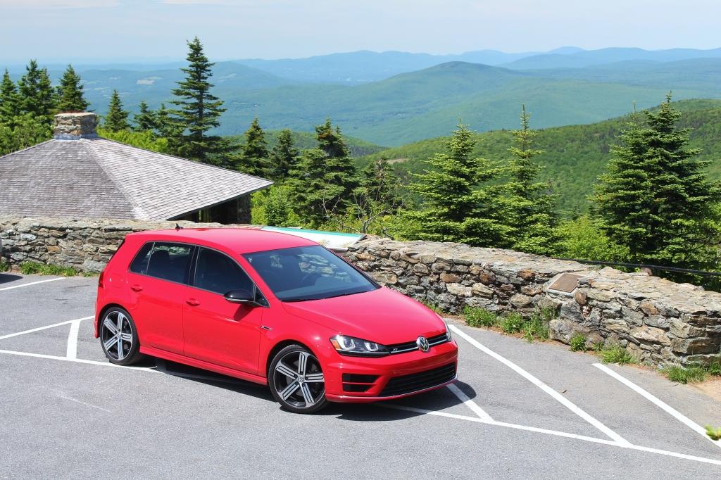 2015 VW Golf R 1