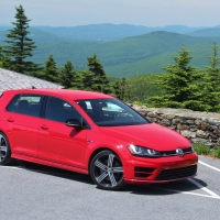 Icon: 2015 VW Golf R
