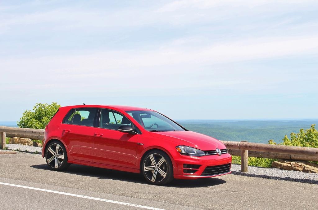 2015 VW Golf R 6