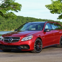 Uncommon: Mercedes Benz E63 S AMG Wagon