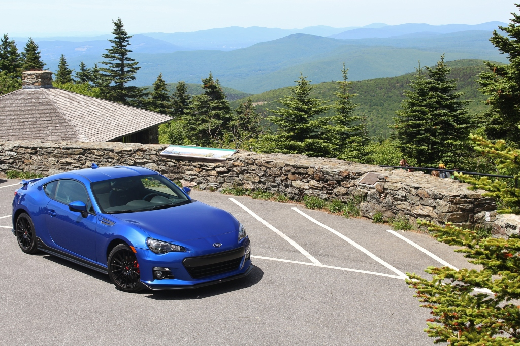 Subaru BRZ Series.Blue 2