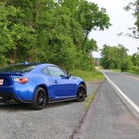 Reset: 2015 Subaru BRZ Series.Blue