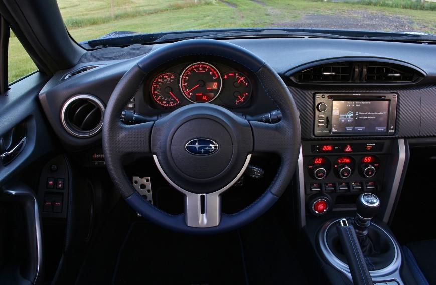 Subaru BRZ Series.Blue 5