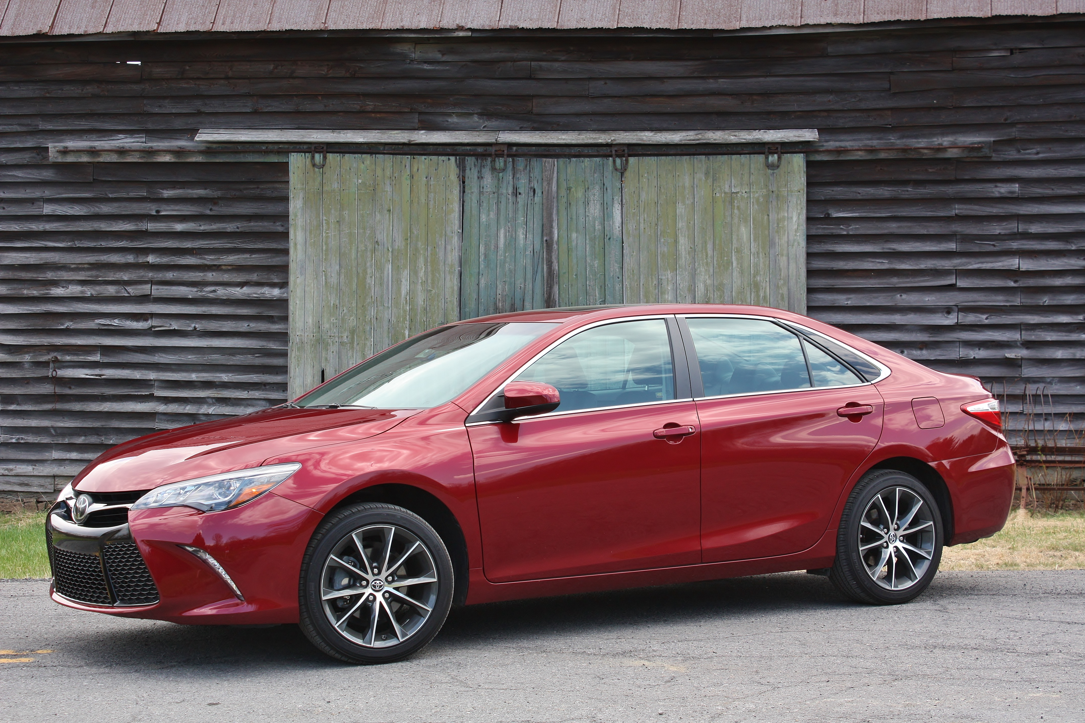 capable starts of hybrid hybrids off toyota sian m production facelift plant camry line before